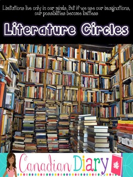 Literature Circle Task with Rubric and Bump It Up Checklist