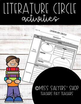 Literature Circle 5-Meeting Activities