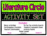 Literature Circle Activities