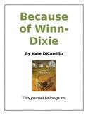Literature Circle (Because of Winn-Dixie