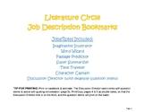 Literature Circle, Book Club, Novel Study Job Role Descrip