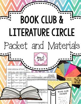 Literature Circle / Book Club Packet and Materials