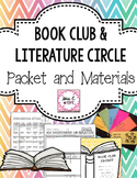 Literature Circle / Book Club Packet and Materials