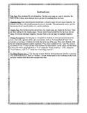 Literature Circle Book Packet