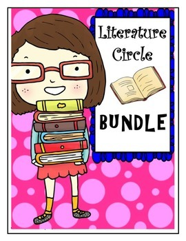 Literature Circle Role Sheets and Management Bundle
