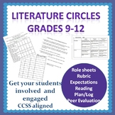 Literature Circle Bundle--Everything You Need For A Succes