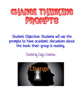 Change Thinking Question Stems