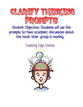 Clarify Thinking Question Stems