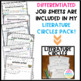 Literature Circles FREEBIE SET!