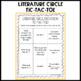 Literature Circles FREEBIE SET!