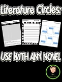 Literature Circle {For Any Novel}