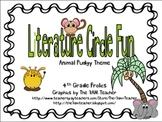 Literature Circle Fun