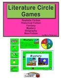 Literature Circle Games