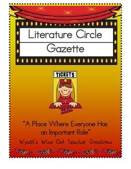 Literature Circle Gazette