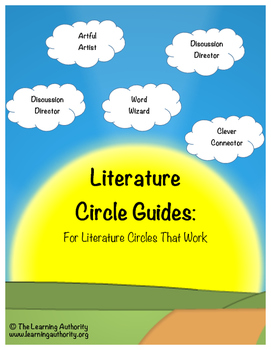 Literature Circle Guides for 5 Different Jobs