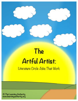 Literature Circle Job #1 - The Artful Artist