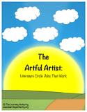 Literature Circle Job #1 - The Artful Artist