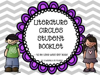 Literature Circle Job Booklet