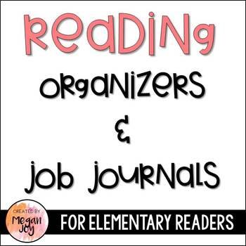 Literature Circle Job Journals