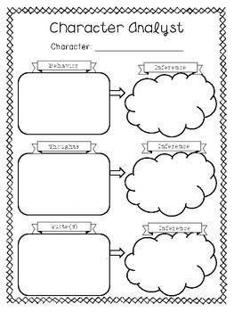 Literature Circle Organizers - Reading Comprehension Job Journals