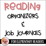 Reading Comprehension Organizers & Job Journals
