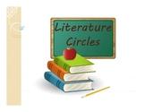 Literature Circle Job Organizer for Any Novel Study