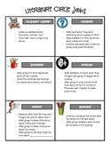 Literature Circle Job (Role) & Question Cards