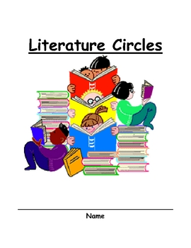 Literature Circle Jobs - Booklet Cover Sheet