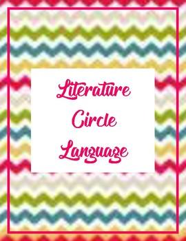 Literature Circle Language