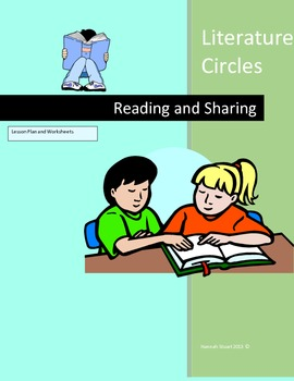 Literature Circle Lesson Plan with Role Sheets