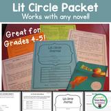 Lit Circle Response Journal