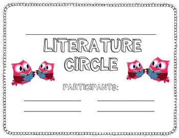 Literature Circle Pack