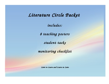 Literature Circle Package for ANY book!
