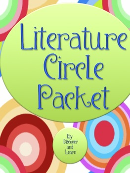 Literature Circle Packet