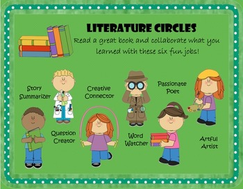 Literature Circle Journals and Guided Reading Packet