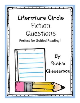 Literature Circle Questions