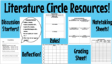 Literature Circle Resources!