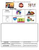 Literature Circle Response Sheet