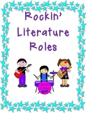 Literature Circle Role Posters and Cards