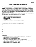 Literature Circle Role Sheets - 6 Students