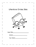 Literature Circle Role Sheets for Any Novel!