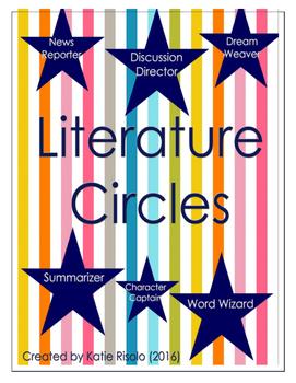 Literature Circle Roles & Activities