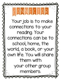 Literature Circle Roles and Worksheets