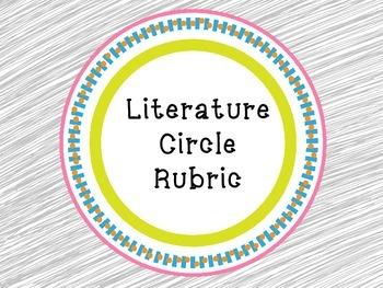 Literature Circle Rubric