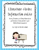 Literature Circle Start Up Guide