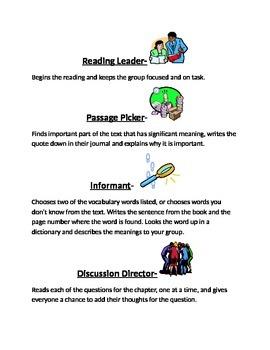 Literature Circle Starter Pack
