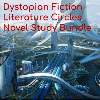 Dystopia/Utopia Literature Circle Starter-Pack Bundle