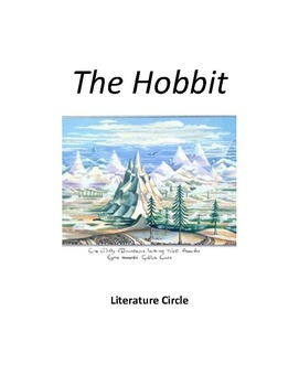 Literature Circle:  The Hobbit with Common Core Standards
