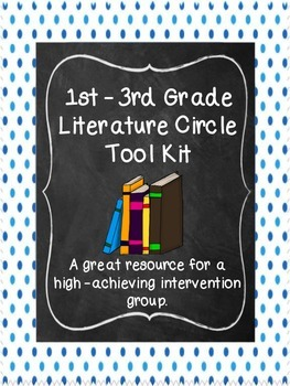 Literature Circle Tool Kit for Primary Grades