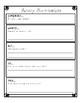 Literature Circle Worksheets